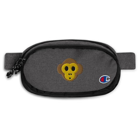 Monkey Champion Fanny Pack by #unicorntrends