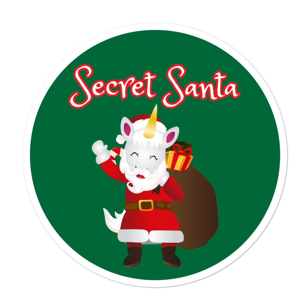 Secret Santa Sticker by Sovereign