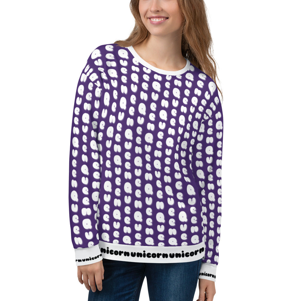 Queen Pattern Sweatshirt by Sovereign