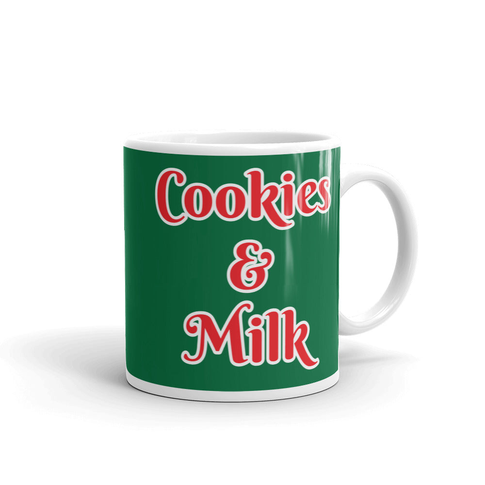 Santa's Cookies and Milk Mug by Sovereign
