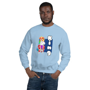 King Unicorn Sweatshirt by Sovereign
