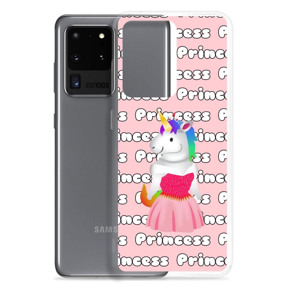 Unicorn Princess Samsung Case by Sovereign