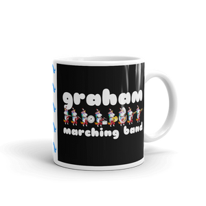 Sovereign Graham Marching Band Parent Mug