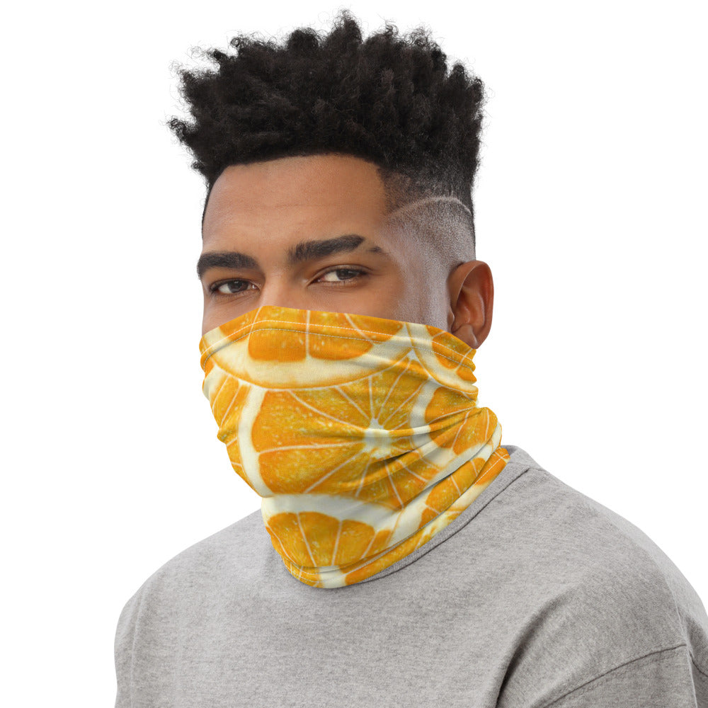 Things That Rhyme with Orange Neck Gaiter by #unicorntrends