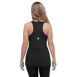 The Opposite of This Emoji Women's Racerback Tank by #unicorntrends