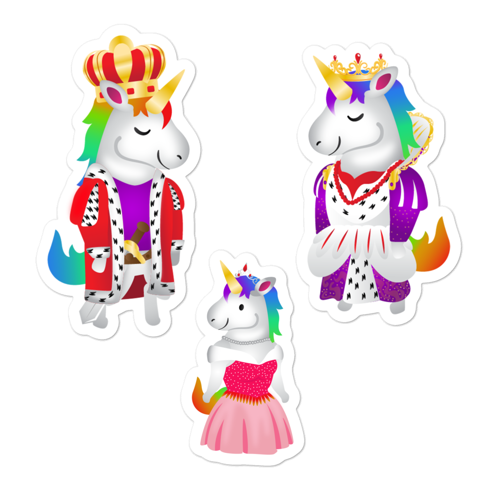 Sovereign Unicorn Royal Family