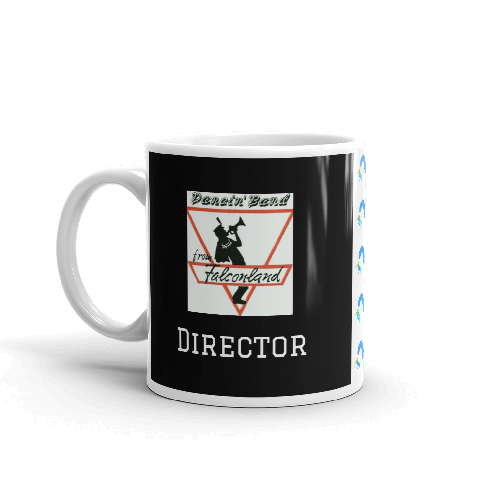 Sovereign Graham Band Director Coffee Mug