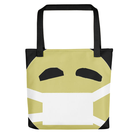 Face Mask Tote Bag by #unicorntrends