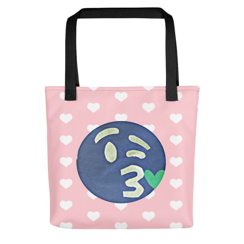 The Opposite of This Emojia Tote Bag by #unicorntrends