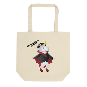 Sovereign Vampire Unicorn Blood Bag Eco Tote