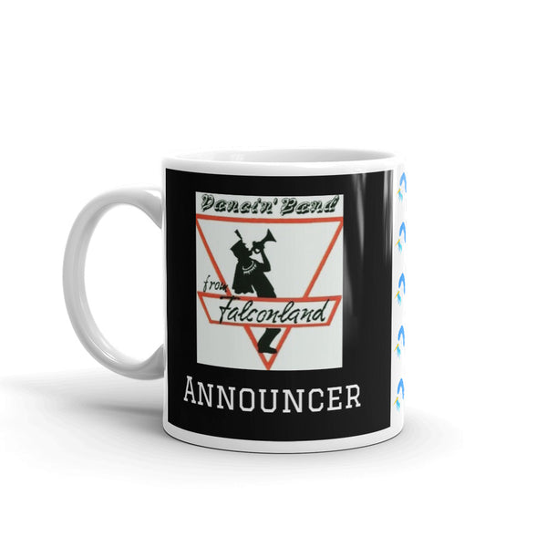 Sovereign Graham Band Announcer Mug