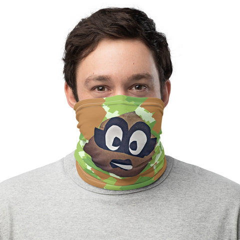 This is Bull$hit Camoflage Neck Gaiter by #unicorntrends
