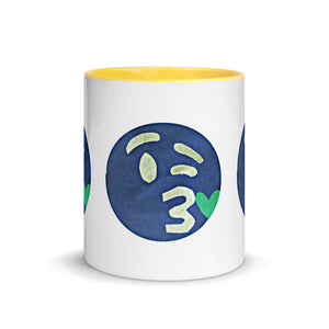 The Opposite of This Emoji Mug by #unicorntrends