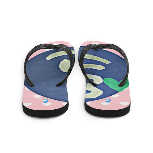 The Opposite of This Flip-Flops by #unicorntrends