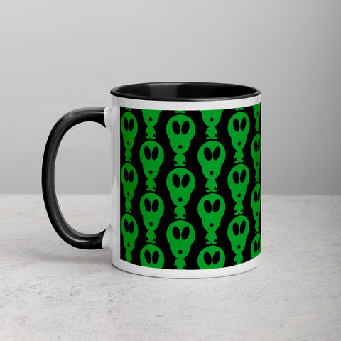 Alien Mug by #unicorntrends