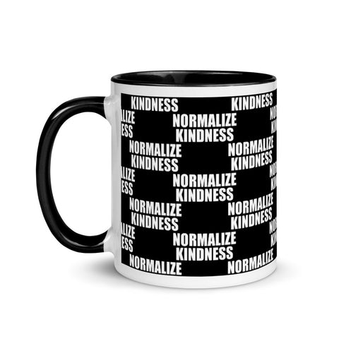 Normalize Kindness Mug by #unicorntrends