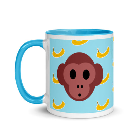 Monkey Mug by #unicorntrends