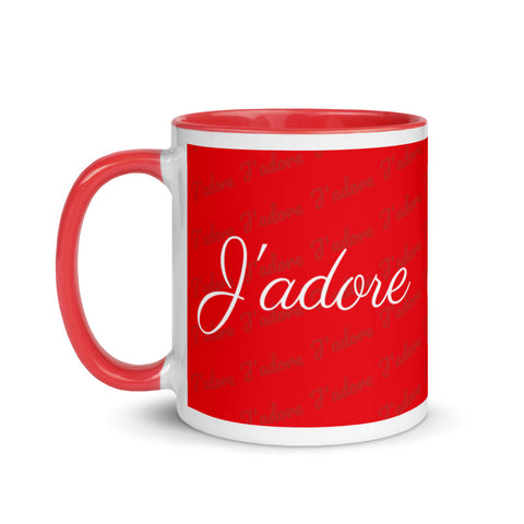 J'adore Mug by #unicorntrends