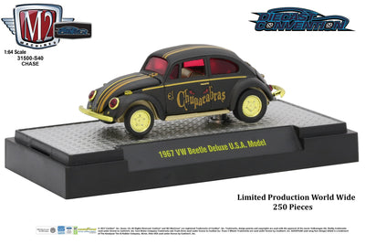 VW Beetle Promo From Diecast Con 2017