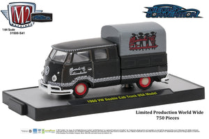 VW Double Cab Promo From Diecast Con 2017