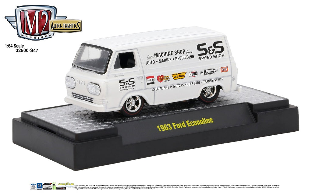 Ford Econoline Promo From S&S Speed 2017