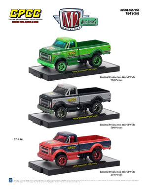 Chevrolet C60 Promo Set From CPCC 2018