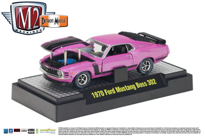 Ford Mustang Promo From Hobbyrama 2009