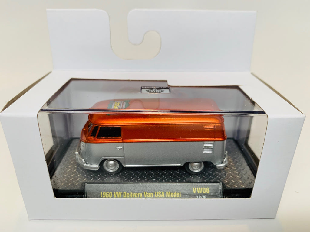 CUSTOM Volkswagen Delivery Van Promo From CPCC 2019 (Orange)