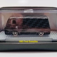 Rolling Art Collectibles Hydrodipped Ford Econoline