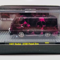 Rolling Art Collectibles Hydrodipped Dodge A100