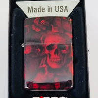 Rolling Art Collectibles Hydrodipped Zippo Lighter