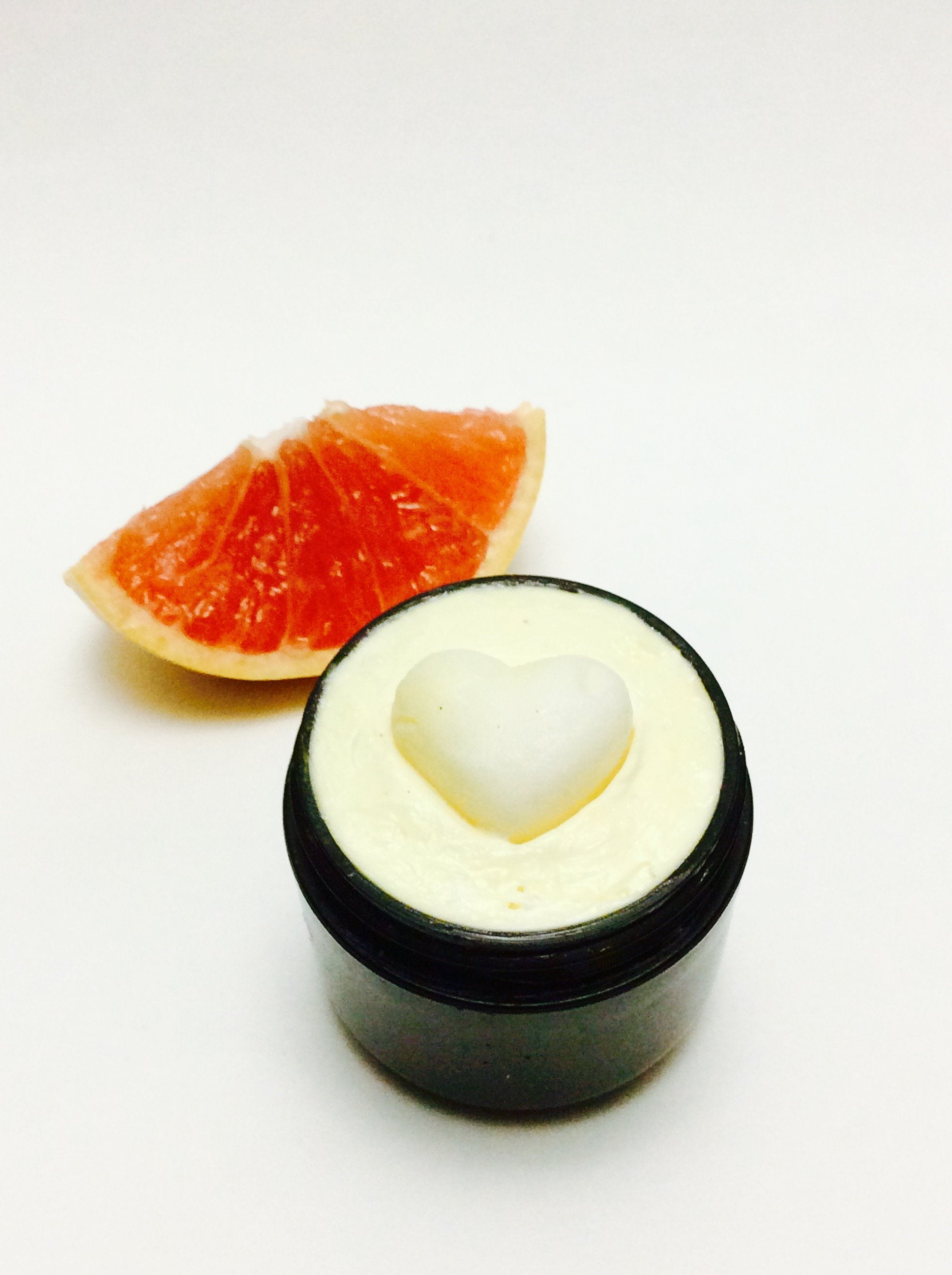 Body Butter, Grapefruit Whipped Shea Butter, Body Lotion, Cream, Natural Moisturizer, Selff Care Kit, Care Package, Gift for Her