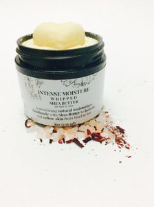 Spiced Berry Body Butter, 2oz Whipped Shea Butter for Dry Skin, Body Lotion, Stocking Stuffer, Stocking Filler, Christmas Gift for Her