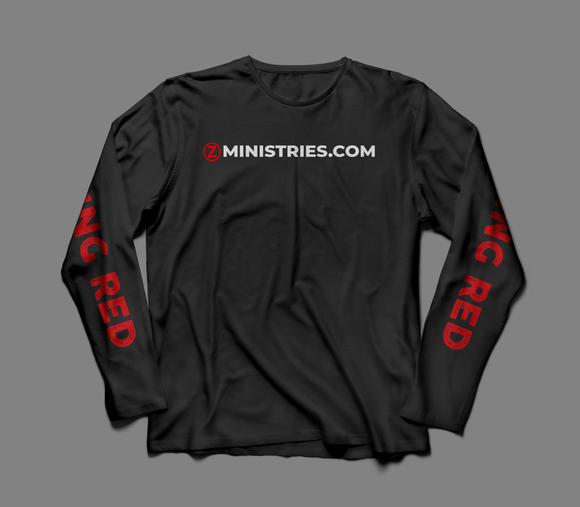 T-Shirt Long Sleeve GOING RED