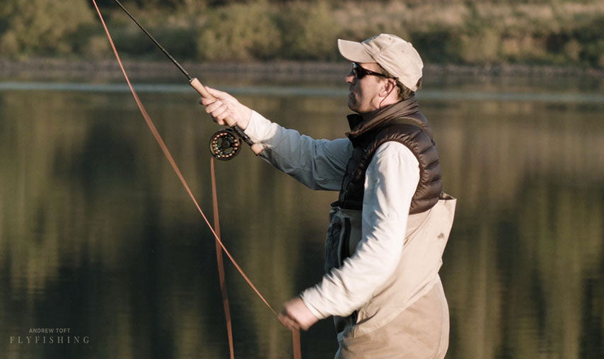 Andrew Toft Fly Fishing Lessons Glasgow
