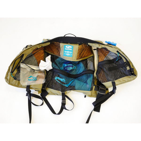 Pro Fly Fishing Vest Andrew Toft