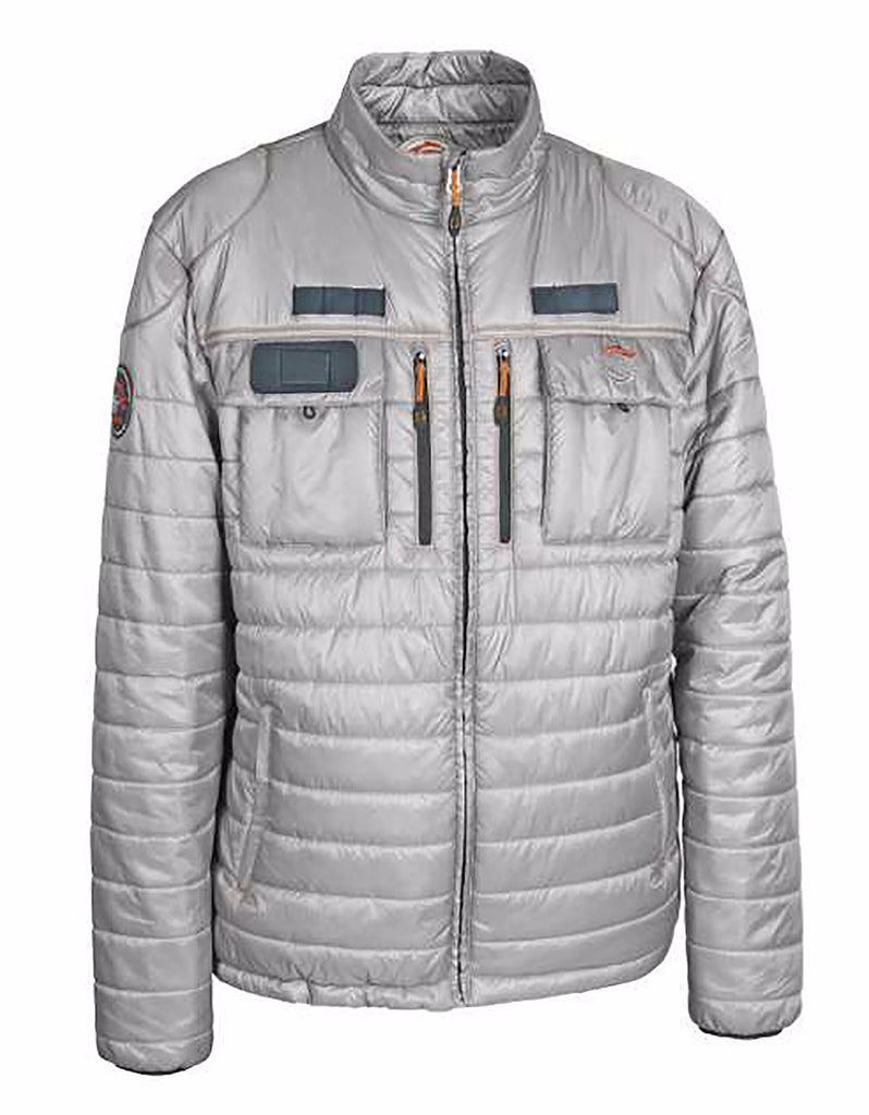 Field and Fish Moncler Jacket By Andrew Toft Fly Fishing
