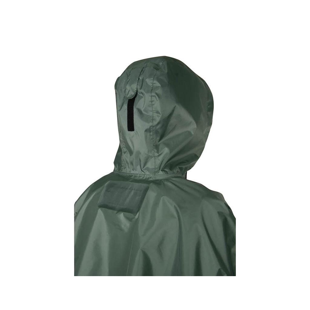 Waterproof fishing cape