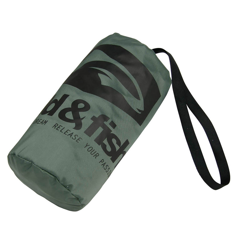 Waterproof fishing cape drawstring bag
