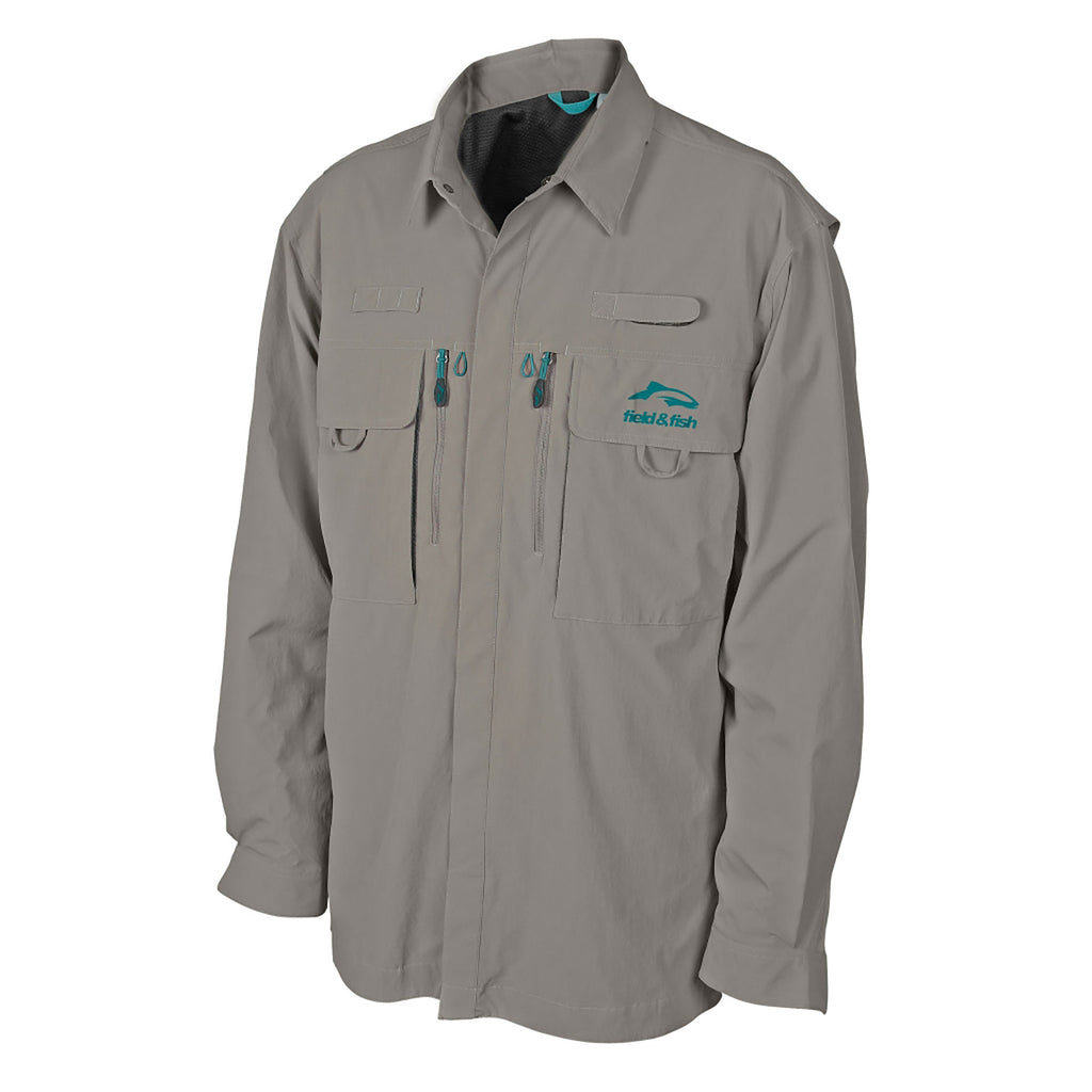 Andrew Toft Field and Fish quick drying fly fishing Shirt