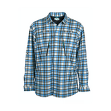 Chemise Ultra Light Stretch Blue shirt