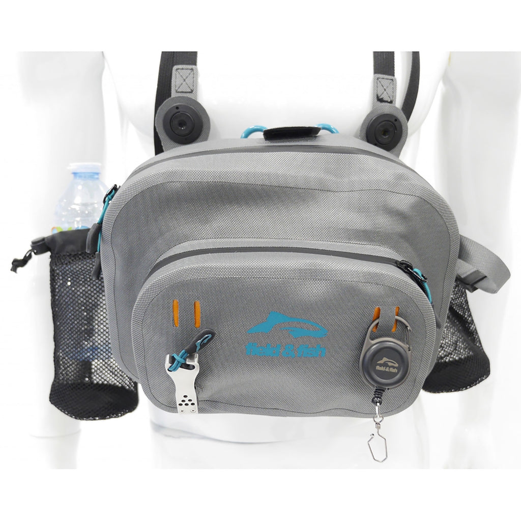 Andrew Toft Field and Fish chest pack