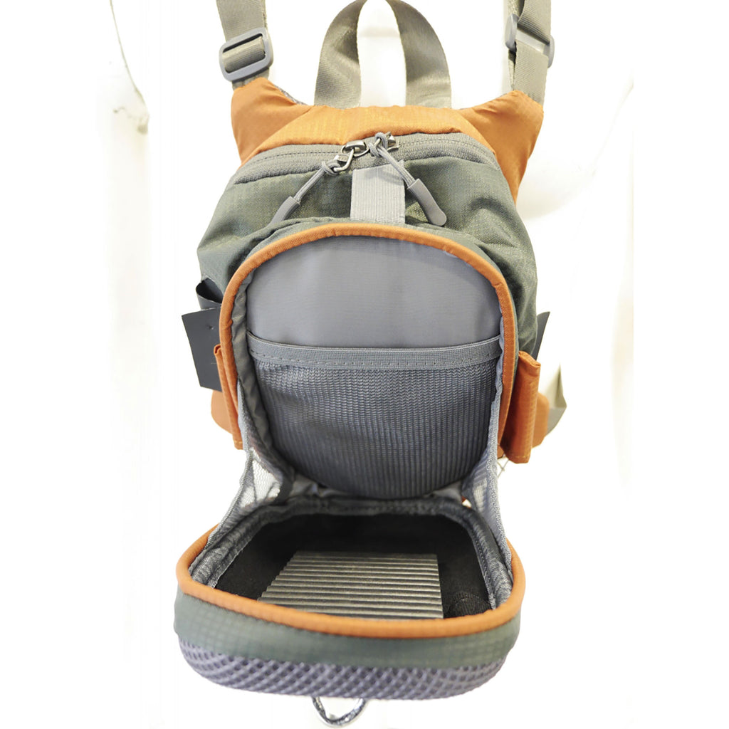 Fly Fishing chest pack from Field and Fish-Andrew Toft Fly Fishing