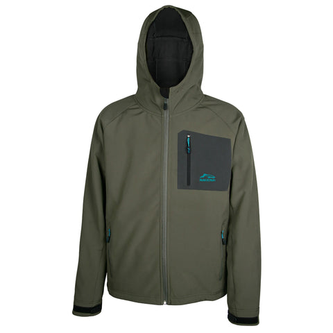 Soft Shell wind stopper Fly Fishing Jacket