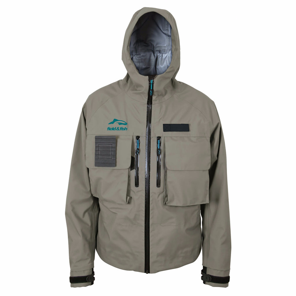Guide fly fishing jacket at Andrew Toft Fly Fishing