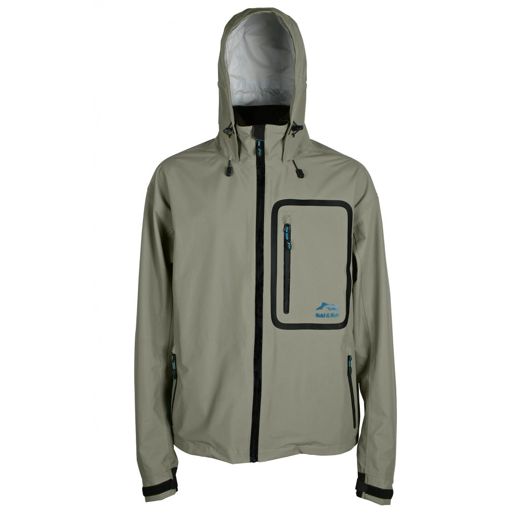 Super Light Field and Fish Waterproof Storm Shell