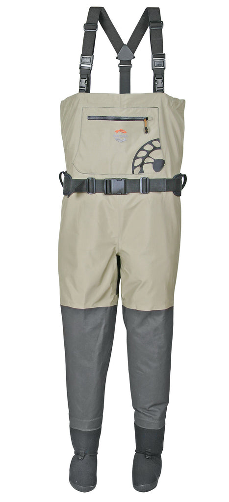 Andrew Toft, Field and Fish made to measure 5 layer chest waders