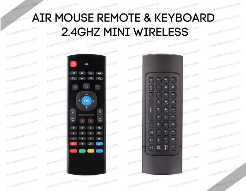 Air mouse Remote & Keyboard 2.4Ghz Mini Wireless Keyboard Infrared for Android Dreamlink-Formuler
