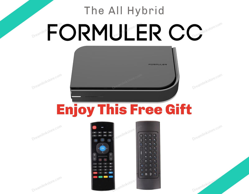 Formuler CC Formulerstore.com Air mouse Remote & Keyboard