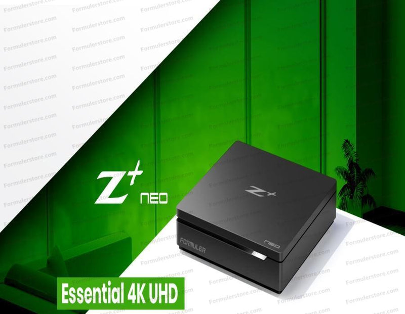 Formuler Z+NEO 4K Media Streaming Box Dreamlink-Formuler